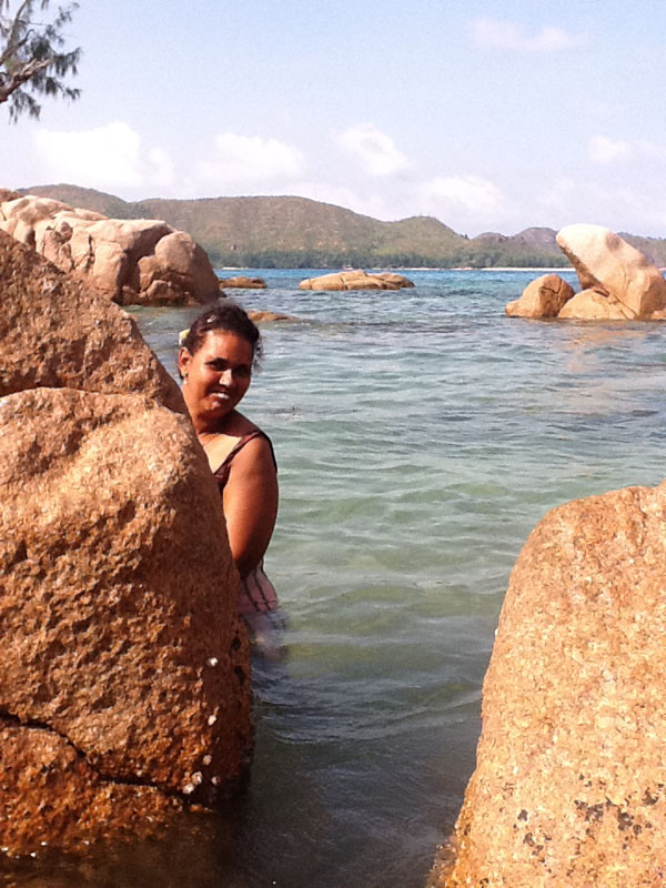 Pictures of Coco Bay villa on Praslin